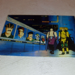 1994 GI Joe 30th Salute #62 Nightmare Assault Trading card (10)